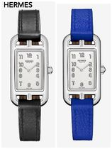【HERMES】★Montre Nantucket ウォッチ 17 x 23 mm