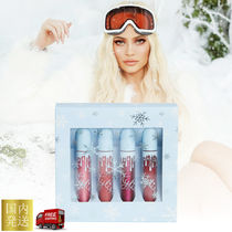 KYLIE COSMETICS☆ホリデー限定☆リキッドリップ 4本セット