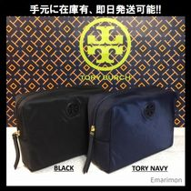 2018年11月新作 Tory Burch★ NYLON MEDIUM COSMETIC CASE 52803