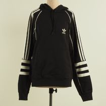 adidas Originals・3STRIPES PULLOVER HOODIE:M[RESALE]