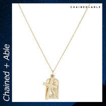 Chained & Able アクセサリー ネックレス ゴールド セール