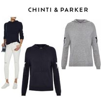 chinti and parker(チンティ&パーカー) パーカー・フーディ ☆Chinti And Parker ☆Star スリップオンパーカー☆SALE