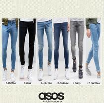 ASOS(エイソス) デニム・ジーパン ASOS DESIGN extreme super skinny jeans