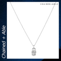 Chained & Able SKULL アクセサリー ネックレス 各色 セール