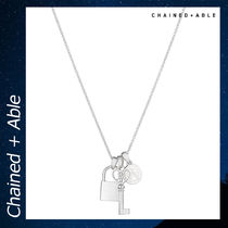 Chained & Able LOCK アクセサリー ネックレス 各色 セール
