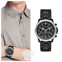 Michael Kors☆ Theroux Chronograph IP Watch★セール