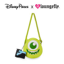 Disney x Loungefly☆マイクワゾースキー 斜めがけバッグ