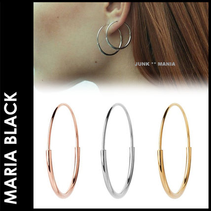 ★追跡&関税込【Maria Black】26mm Delicate Hoop