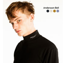 ANDERSSON BELL(アンダースンベル) Tシャツ・カットソー ANDERSSON BELL正規品★ロゴタートルジャージトップ
