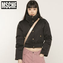 161118395a573 ☆MISCHIEF☆ CROPPED QUILTED PARKA 商品 ...