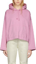 Acne ☆ JOGHY HOODIES CANDY PINK 袖広 フーディ ピンク