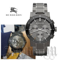 ★安心ヤマト便★Burberry City chronograph Watch BU9381
