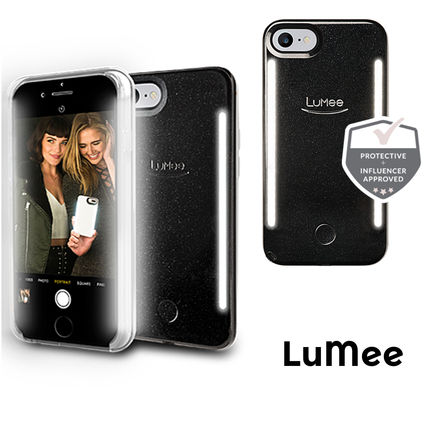 LuMee スマホケース・テックアクセサリー LuMee iPhone 6,6s,7,8,6sPlus, 7Plus, 8Plus,X, XS,XR,XS Max