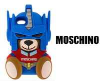 送関込み MOSCHINO iphoneケース iphone7 Transformer Teddy