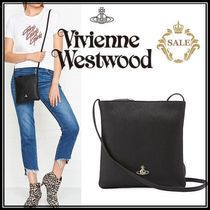 【SALE】Vivienne Westwood◆VICTORIA SQUARE CROSSBODY バッグ