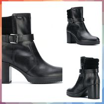 GEOX (ジェオックス ) ブーツその他 【送料・関税等込み】buckled ankle boots