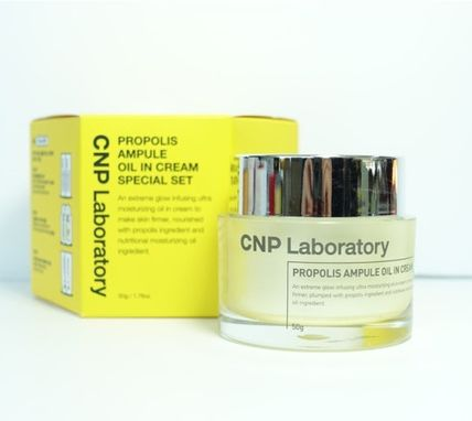 CNP Laboratory 美容液・クリーム ●●韓国コスメ●●CNP Propolis Ampule Oil In Cream 50ml♪(5)