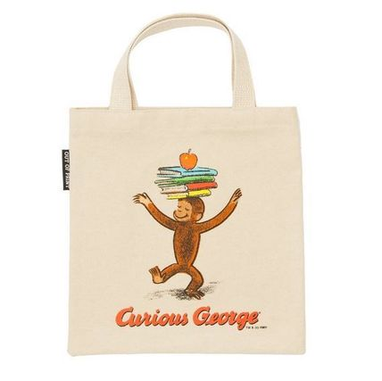 OUT OF PRINT ★ Curious George おさるのジョージ ミニトート