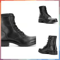 GEOX (ジェオックス ) ブーツその他 【送料・関税等込み】ankle lace-up boots