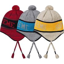 Supreme シュプリーム  Heathered Earflap Beanie 18AW  WEEK 14