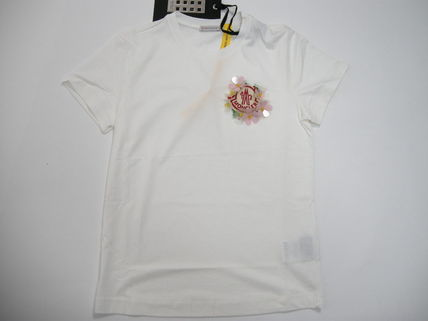 MONCLER Tシャツ・カットソー size 40-44◆確保済◆関税なし◆国内発送◆MONCLERロゴTシャツ(3)