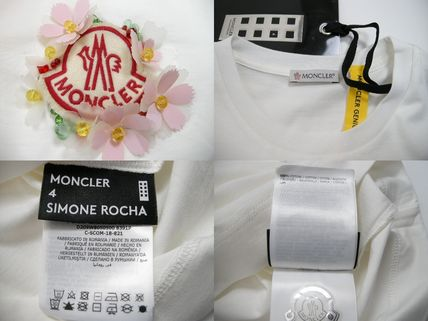 MONCLER Tシャツ・カットソー size 40-44◆確保済◆関税なし◆国内発送◆MONCLERロゴTシャツ(7)