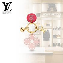 【Louis Vuitton】BIJOU DE SAC ET PORTE-CLES FETISH FLOWERS