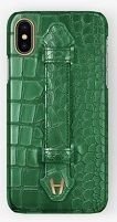 スマホケース・テックアクセサリー Hadoro Alligator iPhone Finger Case Xs Max(3)
