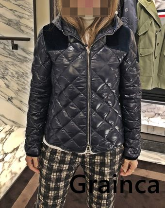 MONCLER★18/19AW最新作 VERY11月号掲載モデル HARLE★関税込み