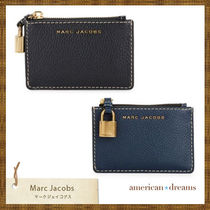 SALE★marc jacobs  レザー カード&コインケース