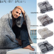 【Barefoot Dreams】Cozychic Heathered Throw ブランケットB603