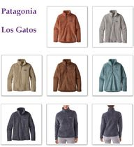 大人気!! Patagonia  Wmn's Los Gatos 1/4-Zip Fleece フリース