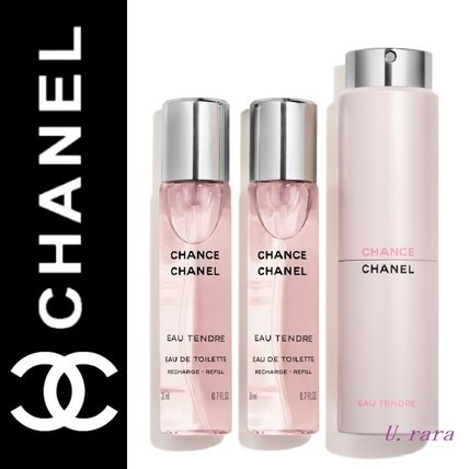 pretty nice ecf92 9790a ギフトOK ☆すぐ届く【CHANEL】チャンス オー タンドゥル EDT