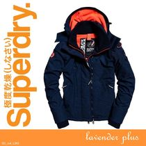 【日本未上陸】Superdry Arctic Hooded Pop Zip Windcheater