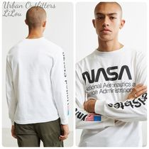Urban Outfitters★NASA ロゴ 長袖 Tシャツ ロンT