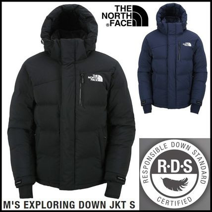 THE NORTH FACE ☆M'S EXPLORING DOWN JKT S☆NJ1DJ62☆
