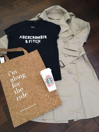 Abercrombie & Fitch Tシャツ・カットソー 1点限定【全4品お見せ☆アメリカブランド福袋】Size S/M