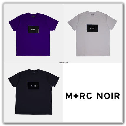 M+RC Noir Box Logo T-Shirts マルシェノア Tシャツ