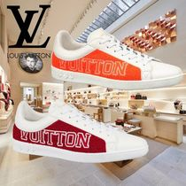 19SS Louis Vuitton(ルイヴィトン) SNEAKER LUXEMBOURG 靴 2色