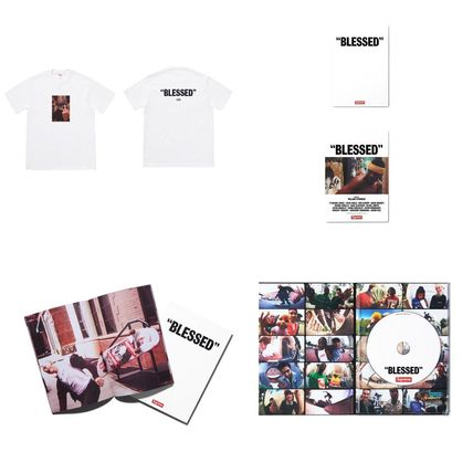 "e512c8005a74 ... Supreme Tシャツ・カットソー FW18 Supreme ""BLESSED"" DVD & Tee - シュプリーム"