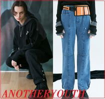 ANOTHERYOUTH(アナザーユース) デニム・ジーパン ANOTHERYOUTH★正規品★パンツ/安心追跡付
