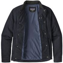 Patagonia - Recycled Wool Bomber Jacket - Men's - Classic