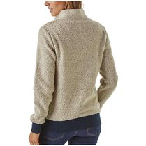 Patagonia - Woolyester Fleece Pullover - Women's - Oatmeal