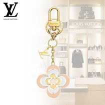 【Louis Vuitton】BIJOU DE SAC ET PORTE-CLES GOLDEN FLOWER