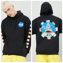 Forever21★NASA Graphic Hoodie パーカー フーディ