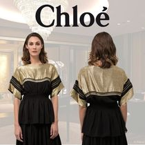 VIP価格【Chloe】LAME TOP 関税込