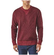 Patagonia - Off Country Crewneck Sweater - Men's - Navy