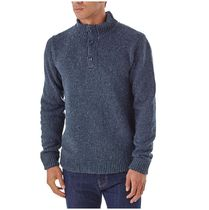 Patagonia - Off Country Pullover Sweater - Men's - Navy