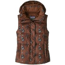 Patagonia - Down With It Vest - Women's - Forge Grey