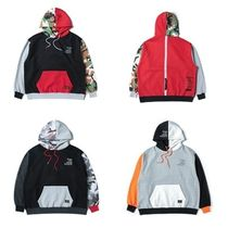 STIGMAのMULTIPLE OVERSIZED HEAVY SWEAT HOODIE 全3色